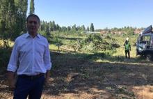 CHP'li vekil ODTÜ'deki ağaç katliamını böyle görüntüledi