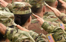 ABD'li askerler Şanlıurfa'da...