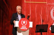 Doğu Perinçek: Gül, Davutoğlu ve Babacan FETÖ'nün siyasi ayağıdır