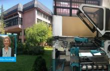 Milli Kütüphaneye büyük darbe: Çalışır durumdaki makineler söküldü