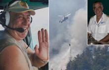 Kahraman Pilot ölü bulundu