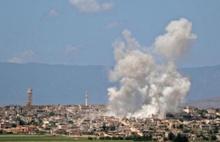 Moskova'dan korkutan iddia: ABD, İdlib'i vurdu