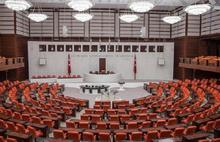 Meclisin gündeminde yargı paketi var