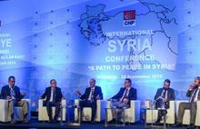 Suriye konferansının sonuç bildirgesi açıklandı!