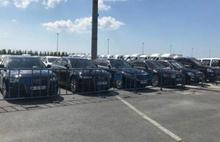 İBB koridorlarında kiralık araç gerginliği
