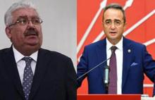 CHP'li Tezcan'dan MHP'li Yalçın'a sert sözler...