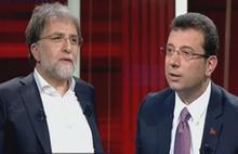 Ahmet Hakan'dan İmamoğlu'na: Adı batsın böyle terbiyenin..