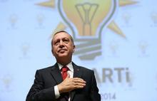 Erdoğan eski yol arkadaşını topa tuttu