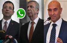CHP Whatsapp grubu kurdu