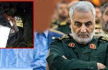 İranlı General Süleymani'nin ölmeden önce üzerindeki eşyalar ortaya çıktı!