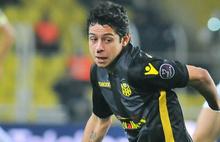 Beşiktaş, Guilherme transferini 40 bin Euro'ya bitirdi