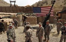 ABD'nin askeri üssüne füze saldırısı düzenlendi