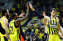 Fenerbahçe Beko, ASVEL'i 86-64 yendi