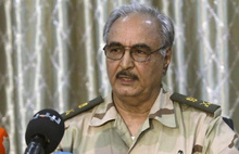 Hafter yönetimi Libya'da ateşkesin sona erdiğini duyurdu