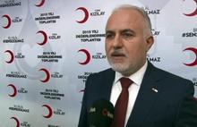 Kızılay Başkanı Kerem Kınık, Ensar Vakfı'na bağış yapıldığı haberlerini doğruladı