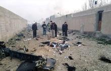 İran'da Ukrayna Havayollarına ait yolcu uçağı düştü! 176 kişi hayatını kaybetti
