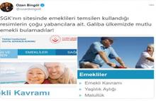 Türkiye'de mutlu emekli bulamadılar