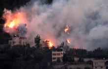 Hatay'daki yangın yeri krom maden alanı çıktı
