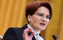 Meral Akşener: AYM üyesi  Yıldırım istifa etmeli