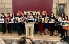 CHP'li Kadın vekiller Nafaka hakkının peşine düştü