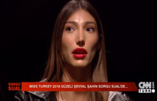 Türkiye güzeli Fahrettin Koca'yı bilemedi