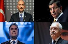Soylu HDP'yi arayan genel Başkan'lara tepki gösterdi