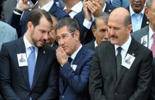 Soylu'dan Albayrak'ın istifasıyla ilgili açıklama