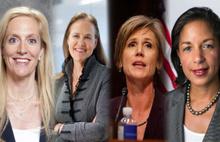 ABD yönetimine kadınlar damga vuracak