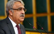 HDP Eş Başkanı Sancar'dan Erdoğan'a istifa çağrısı