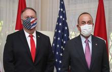 ABD'li Bakan Türk Bakanı ayağına çağırdı