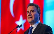 İktidara Ali Babacan uyarısı