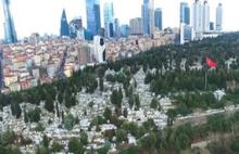 İstanbul'un deprem toplanma alanı AVM ve mezarlıklar
