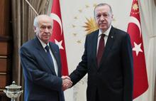 Erdoğan'ın Bahçeli'yle ters düştüğü konu ne?