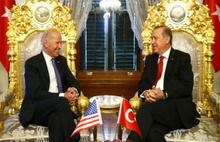İngiliz basını:Erdoğan Biden'le uzlaşmak istedi