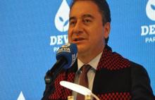 Ali Babacan: Bir de devlet esnafın yakasına yapışıyor