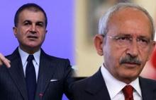 AKP Sözcüsü Ömer Çelik Kemal Kılıçdaroğlu'nu hedef aldı