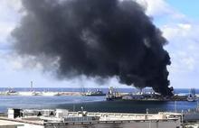 Libya'da Türk gemisi vuruldu iddiası