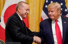 ABD Başkanı Donald Trump itiraf etti: Erdoğan ile birlikte çalışıyoruz