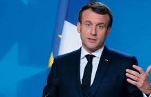 Macron, Diyanet'in hesaplarını kapattı