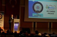 İzmir'de skandal seminer: Hayvan ve çevre konularına duyarlı olanlar terörist olmaya yatkın!