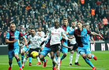 Beşiktaş 90+2 de Sörloth'un golüyle yıkıldı!