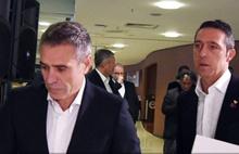 Derbi sonrası Ali Koç ve Ersun Yanal arasındaki konuşma ortaya çıktı: Sonuna kadar mücadeleye devam