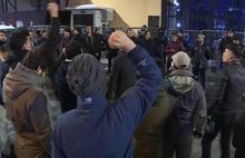 İstanbul'da katil Putin sesleri