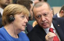 Merkel'den Türkçe altyazılı korona çağrısı