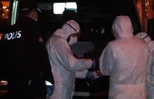 Beyoğlu'nda 4 kişilik bir aile karantinaya alındı