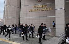 Çağlayan'daki İstanbul Adalet Sarayı karantinaya alındı