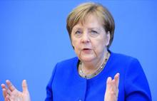 Merkel karantinaya alındı
