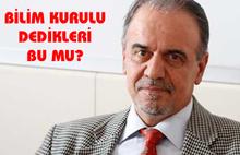 Bilim Kurulu üyesinden skandal açıklama: Allah virüsleri yarattı çünkü...