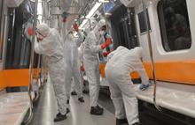 İBB'den Metroda koronavirüs önlemi