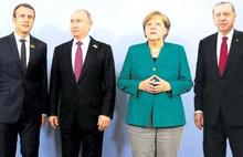 Putin'den 4'lü zirveye red!